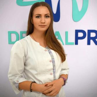 Бровченко Елизавета Владимировна